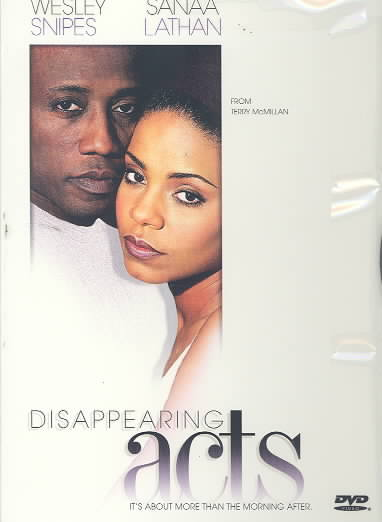 DISAPPEARING ACTS BY SNIPES,WESLEY (DVD)